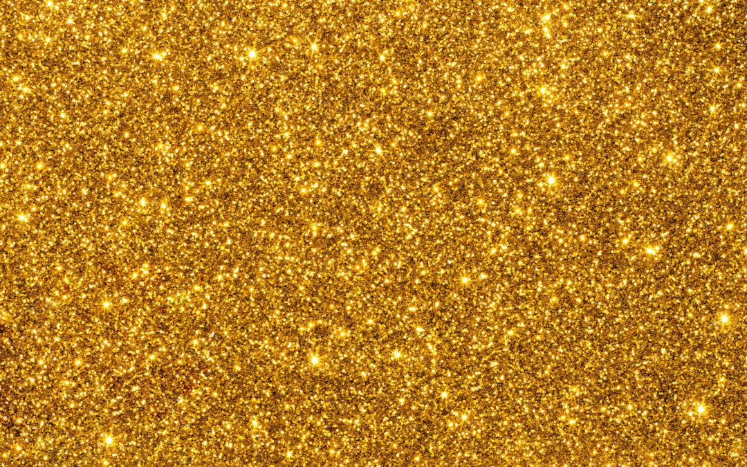 FXtrademark: Gold Glittering Bright